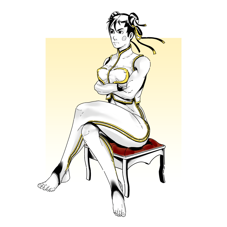 2D Digital Artist / Fantasy Characters