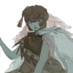 Bust Character Concept Art