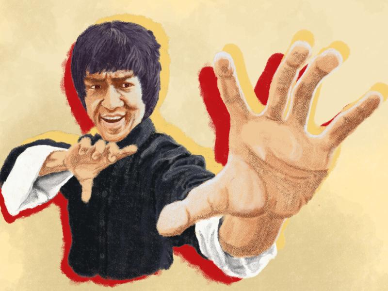Fan Art Illustration