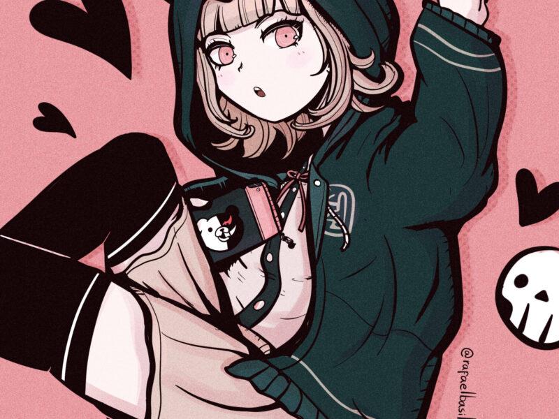Anime-style portraits ♡