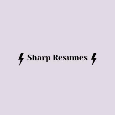 sharpresumes