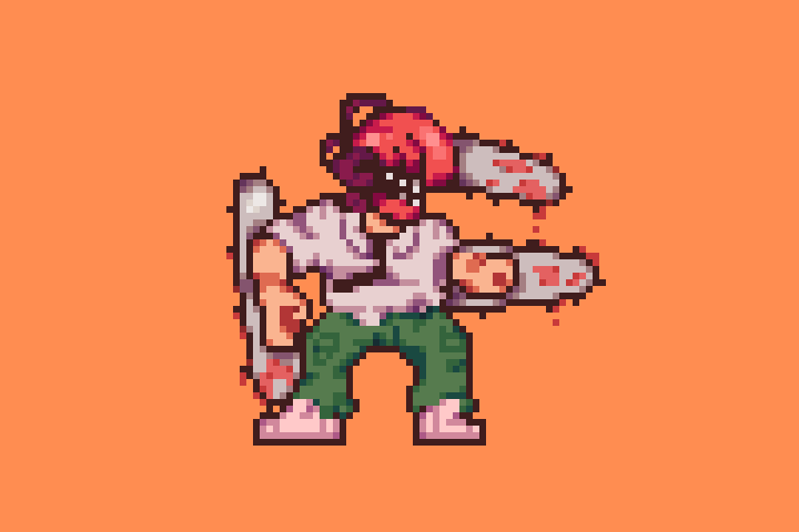 2D Pixel Artist